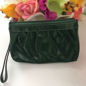 Coach Evergreen Wristlet